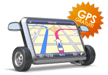 GPS Rent a car