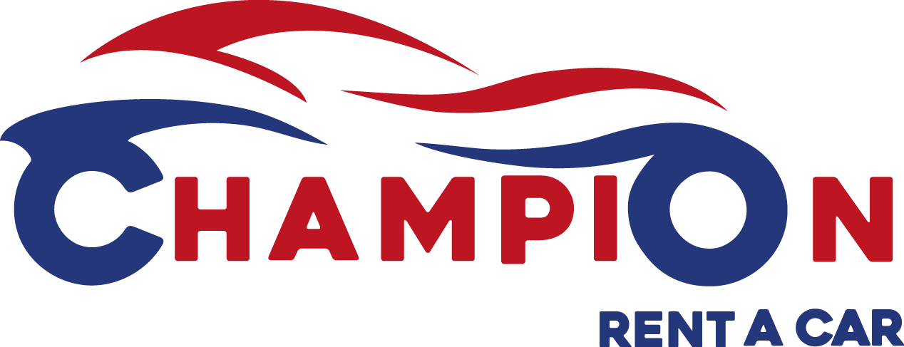 Logo Champion Rent a car